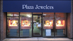 Plaza Jewelers Store Front